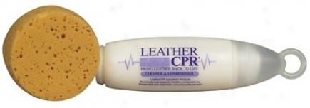 Leather Cpr - Equestrian Death by the halter Squeeze Bottle - 12.8oz