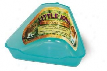 Little Jonhi Litter Pan For Small Anials - Assorted