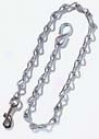 Locking Chain To Hang Bidr Feeders - 18 Inch