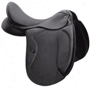 M. Toulouse Octavio Double Leather Dressage Saddle