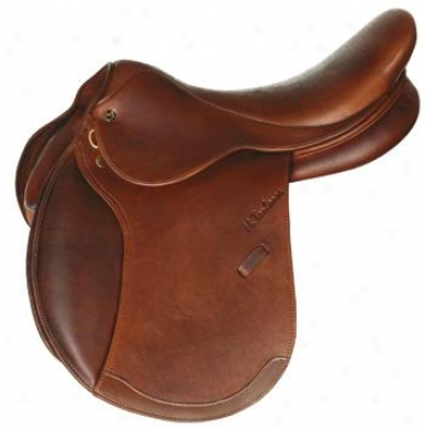 M. Toulouse aPdjette Twice Leather Saddle