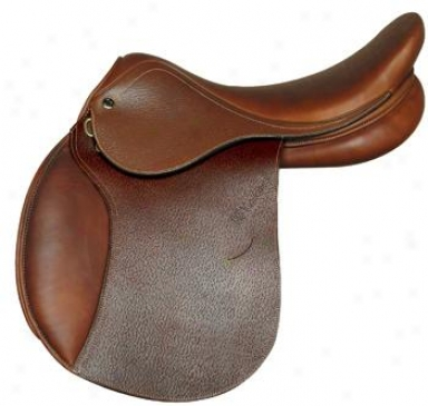 M. Toulouse Padjette Printed Leatyer Saddle