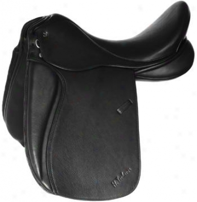 M. Toulouse Venice Double Leather Dressage Saddle