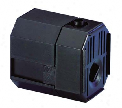 Magnetic Be forced along Pump - Black - 140 Gallon