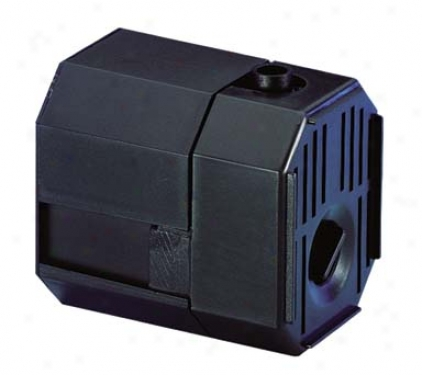 Magnetic Drive Pump - Black - 80 Gallon