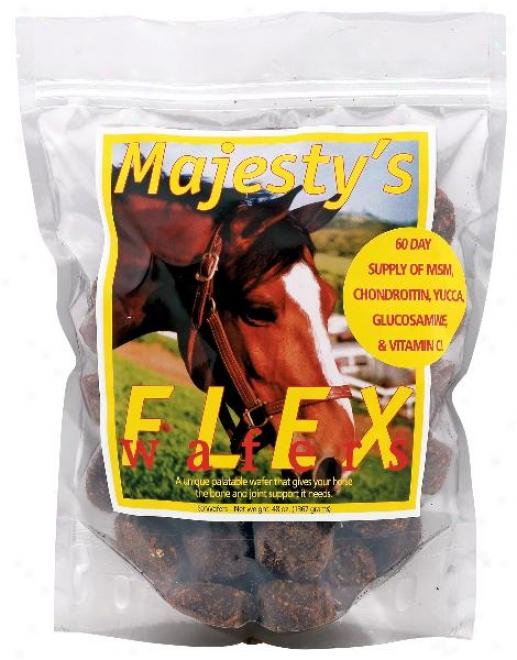 Majesty's Equine Flex Wafers