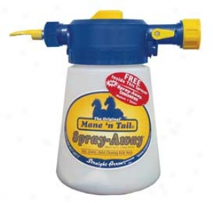 Mane N' Tail Sprayer Away With Concentrate - 32oz