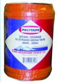 Mega Tape Temporary Fencing