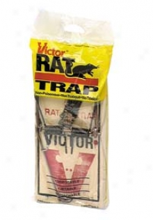Metal Pedal Rat Trap