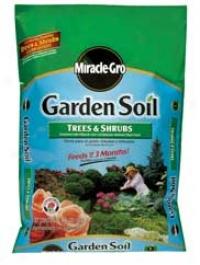Mg Garden Soil Trees Shrubs - 1 Cubic Feet