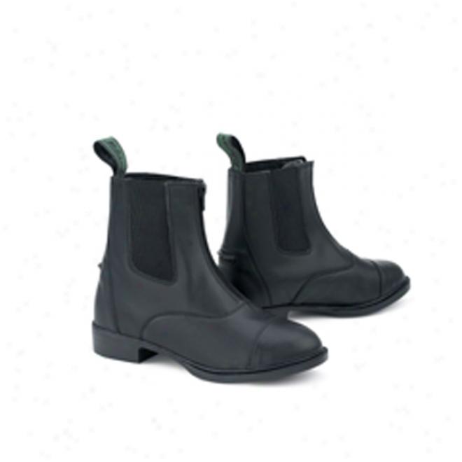 Millstone Synthetic Paddock Shoe Zip Ladies