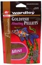 Mini Goldfish Pellet - 4 Ounces