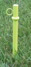 Mini Pooch Post - Green - Small