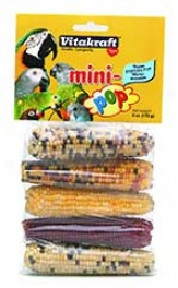 Mini Pop Treats For Birds