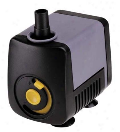 Mini Pump - Black - 65 Gallon