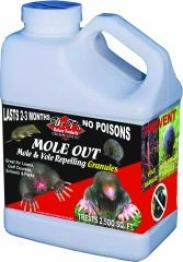Mole Out - 5 Pound