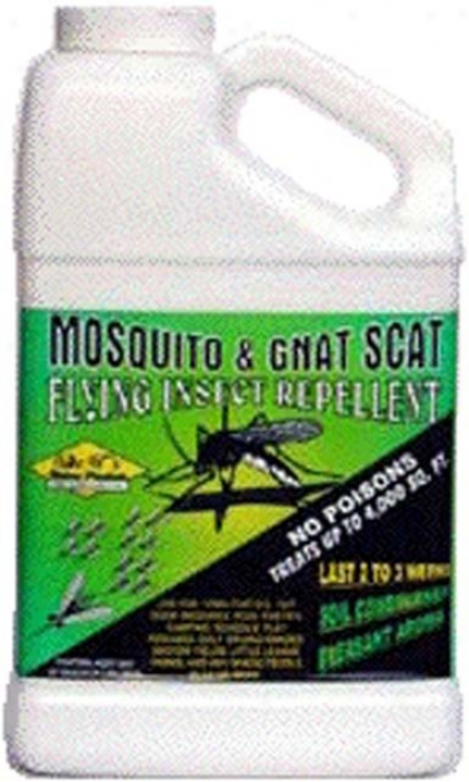 Mosquito And Gnat Scat - 5 Pound