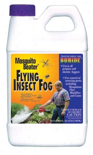 Mosquito Beaater Flying Inc Fog - 1/2 Gallon