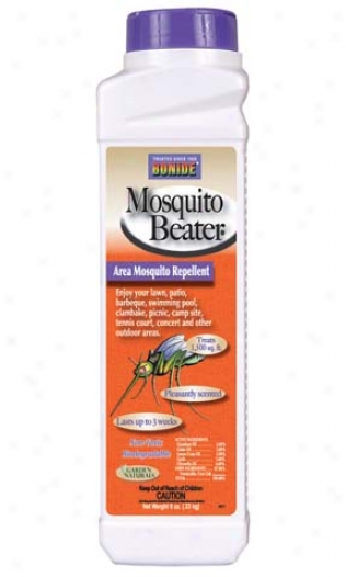 Mosquito Beater Natural Granul - 1500 Sq Ft
