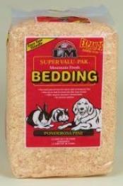Mountain Fresh Pine Shaviings For Small Animal Bedding - 2.2 Cu Ft