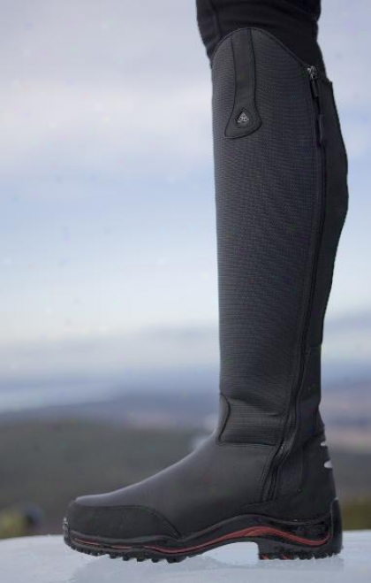 Mountain Horse Invented Th eWinter Riding Boot And Thw New Fusion Winter