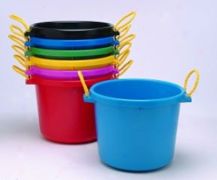 Muck Bucket - Red - Quart