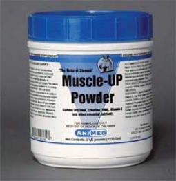 Muscle-up Muscle Up Powder - 2.5 Lbx