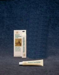 Natural Flavored Toothpaste For Dogs - 2.5 Oz