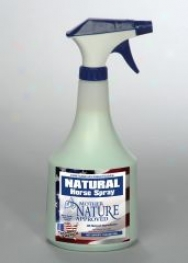 Natural Fly Spray For Horses - Quart