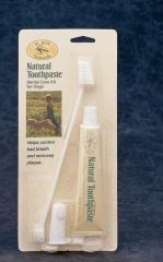 Natural Toothpaste For Dogs - White