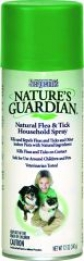 Natures Guardian Flea And Tick Household Spray - 12 Ounces