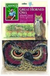 Ne-or Inflatable Owl Plague Ontrol - 2 Ft