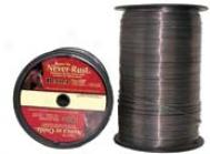 Never Rust Aluminum Wire - Silver - 14 Ga X 1/2 Mi