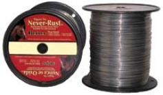 Never Rust Aluminum Telegraph - Silver - 14 Ga X 1/4 Mi