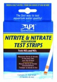 Nitrite/nitrate Test Strip