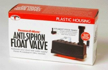 Nosiphon Float Valve - Black