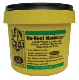 Nu-hoof Maximizer For Hoof Cate