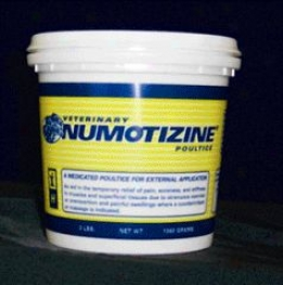 Numotizine Poultice For Temporary Pain Relief - 3lbs