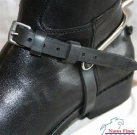 Nunn Finer Easiest Spur Straps - Black