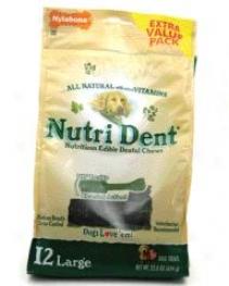Nutri Dent Extra Value Pack - Large