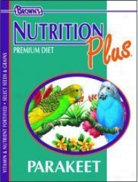 Nutrition More Parakeet Food