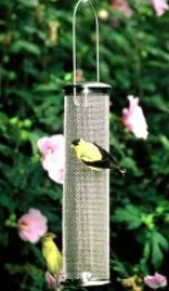 Nyjer Mesh Med Stainless Steel Tube Attract Finches
