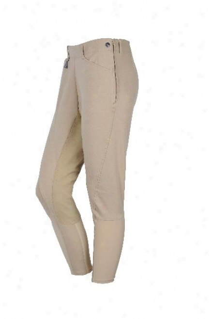 On Course Ptemier Classic Extended Knee Patch Breeches