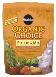 Orgnic Choice Potting Soil - 8 Quart