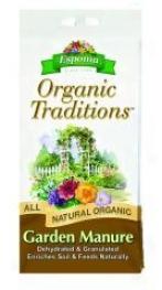 Organic Tradition Garden Manur - 20 Pound