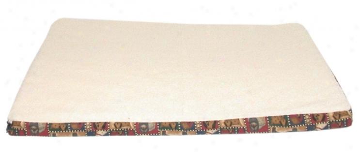 Ortho Pedic Crate Mat - Assorted Colors