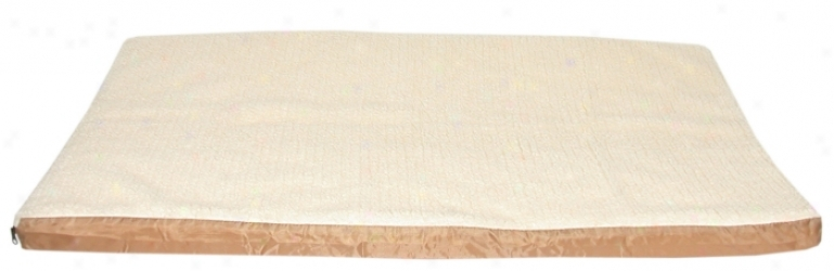 Ortho Pedic Crate Mat - Tan - 27 X 47 - Tan