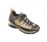 Osmosis Mt Low Women's Waterproof Shoe - Kangaroo - 9