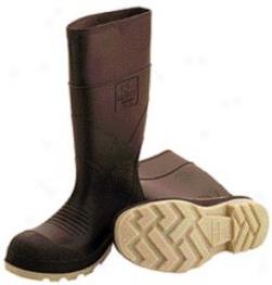 O/sock Kneeboot For Men - Brown - 10 Mens