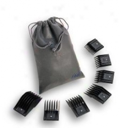 Oster Universal Comb Set - Black - 7 Piece